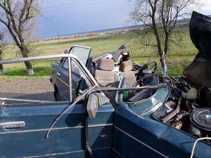 ВДТП вБлагодарненском районе умер шофёр «тройки»