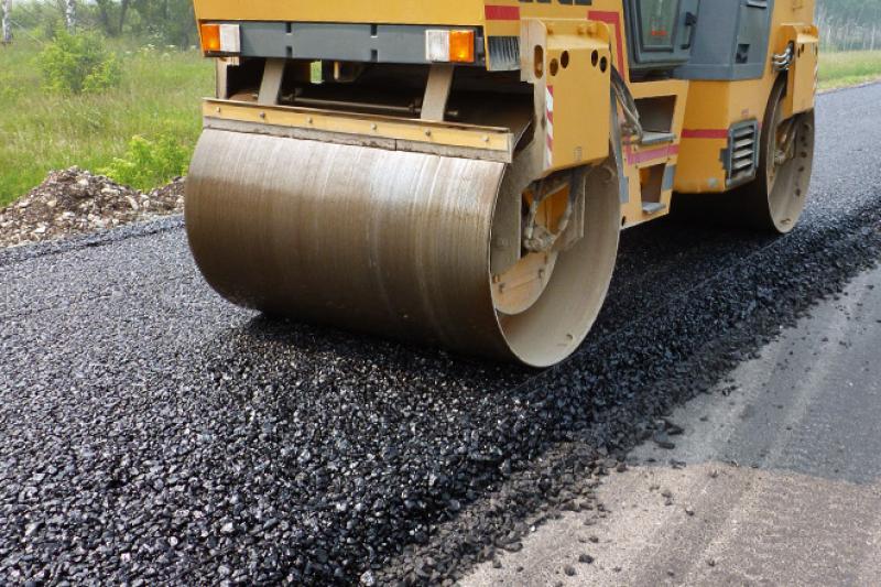 щебень для дорожного покрытия