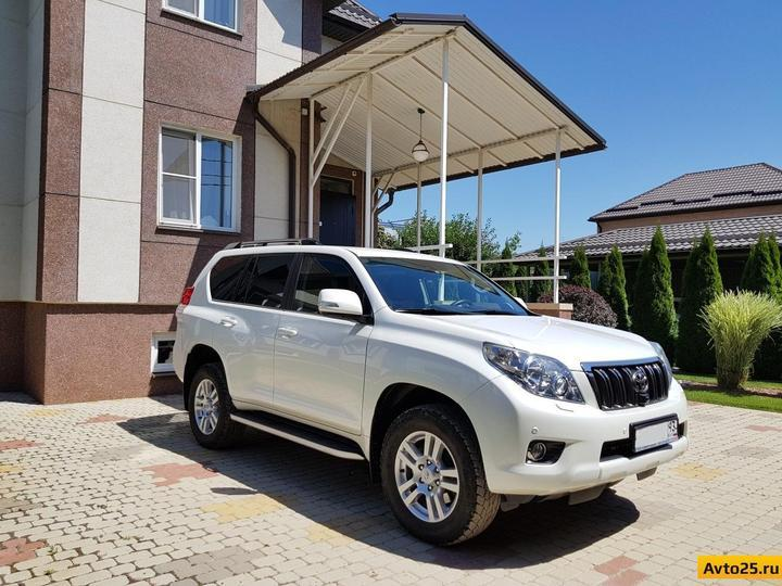Краснодар Toyota Land Cruiser Prado 2012 2200000
