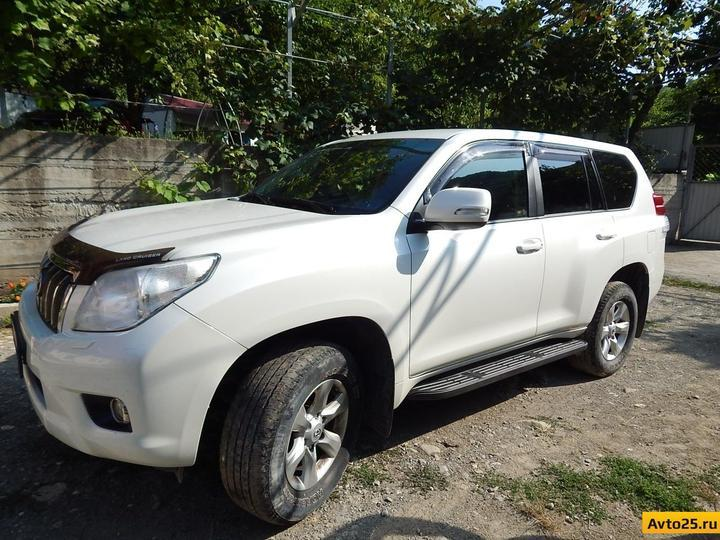 Сочи Toyota Land Cruiser Prado 2013 2200000