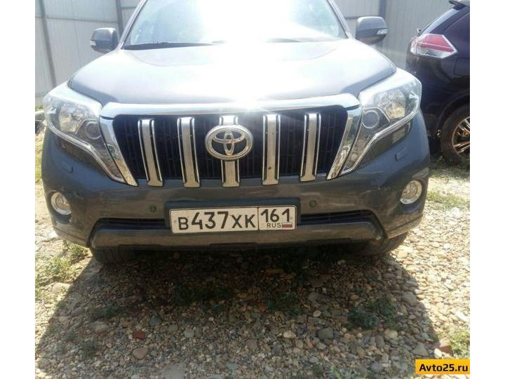 Краснодар Toyota Land Cruiser Prado 2013 1950000