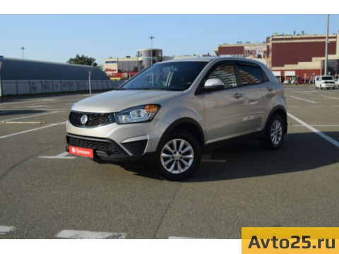 Краснодар Ssang Yong Actyon 2014 725000