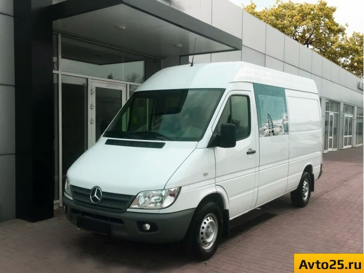 Mercedes-Benz Sprinter в Сочи