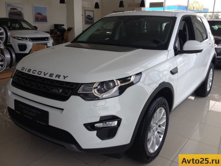 Land Rover Discovery Sport в Ставрополе