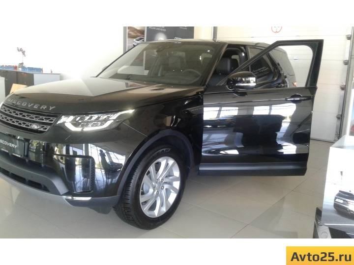 Land Rover Discovery в Ставрополе