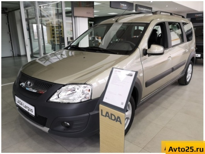 ВАЗ (LADA) Largus Cross в Пятигорске